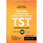 Livro - Súmulas e Orientações Jurisprudenciais do TST