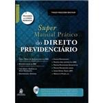 Livro - Super Manual Prático do Direito Previdenciário