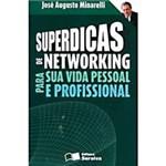 Livro - Superdicas de Networking para Sua Vida Pessoal e Profissional