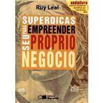 Livro - Superdicas para Empreender Seu Próprio Negócio - Audiolivro