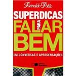 Livro - Superdicas para Falar Bem em Conversas e Apresentaçoes