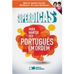 Livro - Superdicas para Manter Seu Português em Ordem