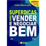 Livro - Superdicas para Vender e Negociar Bem - Audiolivro