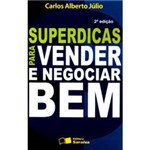 Livro - Superdicas para Vender e Negociar Bem