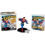 Livro - Superman: Collectible Figurine And Pendant Kit