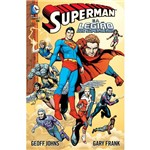 Livro - Superman e a Legião dos Super-heróis