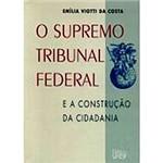 Livro - Supremo Tribunal Federal e a Construção da Cidadania