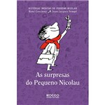 Livro - Surpresas do Pequeno Nicolau, as