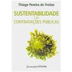 Livro - Sustentabilidade e as Contratações Públicas