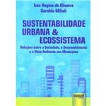 Livro - Sustentabilidade Urbana & Ecossistema