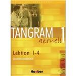 Livro - Tangram Aktuell 1 - Lehrerhandbuch - Lektion 1-4