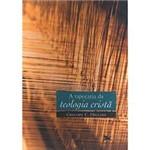 Livro - Tapeçaria da Teologia Cristã, a