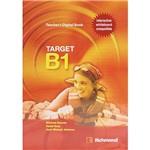 Livro - Target B1: Teacher's Digital Book