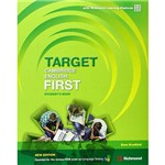 Livro - Target Cambridge English First: Student's Book - New Edition