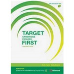Livro - Target Cambridge English First: Teacher's Book Pack