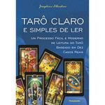 Livro - Tarô Claro e Simples de Ler