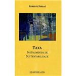 Livro - Taxa: Instrumento de Sustentabilidade