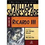 Livro - Teatro Clássico: Ricardo III - Vol. 3
