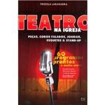 Livro - Teatro na Igreja: Peças, Coros Falados, Jograis, Esquetes & Stand Up