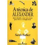 Livro - Tecnica de Alexander, a