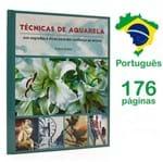 Livro Técnicas de Aquarela