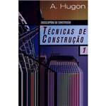 Livro - Tecnicas de Construção, 2 Vol.
