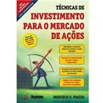 Livro - Técnicas de Investimento para o Mercado de Ações