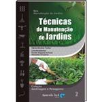 Livro Técnicas de Manutenção de Jardins