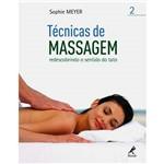 Livro - Técnicas de Massagem - Redescobrindo o Sentido do Tato - Vol. 2