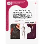 Livro - Técnicas de Representação Bidimensional e Tridimensional: Fundamentos, Medidas e Modelagem para Vestuário - Série Eixos
