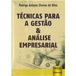 Livro - Técnicas para a Gestão e Análise Empresarial