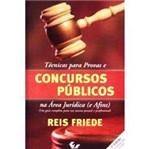 Livro - Técnicas para Provas e Concursos Públicos na Área Jurídica (e Afins)