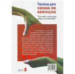 Livro - Técnicas para Venda de Serviços