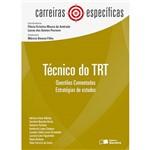 Livro - Técnico do TRT: Coleção Carreiras Específicas