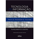 Livro - Tecnologia de Informação: Planejamento e Gestão