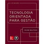 Livro - Tecnologia Orientada para Gestão