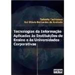 Livro - Tecnologias da Informaçao Aplicadas as Intituiçoes