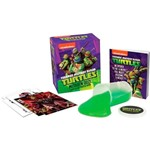 Livro - Teenage Mutant Ninja Turtles: Mutagen Ooze And Illustrated
