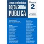 Livro - Temas Aprofundados da Defensoria Pública - Vol. 2