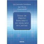 Livro - Temas de Direito Bancário e do Mercado de Capitais