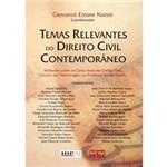 Livro - Temas Relevantes do Direito Civil Contemporâneo