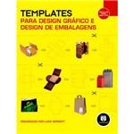 Livro - Templates - para Design Gráfico e Design de Embalagens