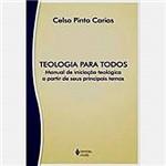 Livro - Teologia para Todos: Manual de Iniciação Teológica