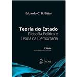 Livro - Teoria do Estado: Filosofia Política e Teoria da Democracia