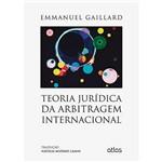 Livro - Teoria Jurídica da Arbitragem Internacional