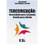 Livro - Terceirização: Necessidade para a Economia, Desafio para o Direito