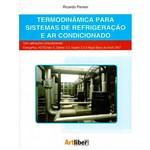 Livro - Termodinâmica para Sistemas de Refrigeração e Ar Condicionado - com Aplicações Computacionais