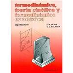 Livro - Termodinámica, Teoría Cinética Y Termodinámica Estadística