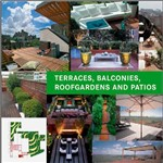 Livro - Terraces, Balconies, Roofgardens And Patios