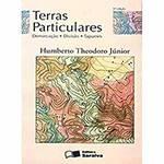 Livro - Terras Particulares: Demarcação Divisão Tapumes